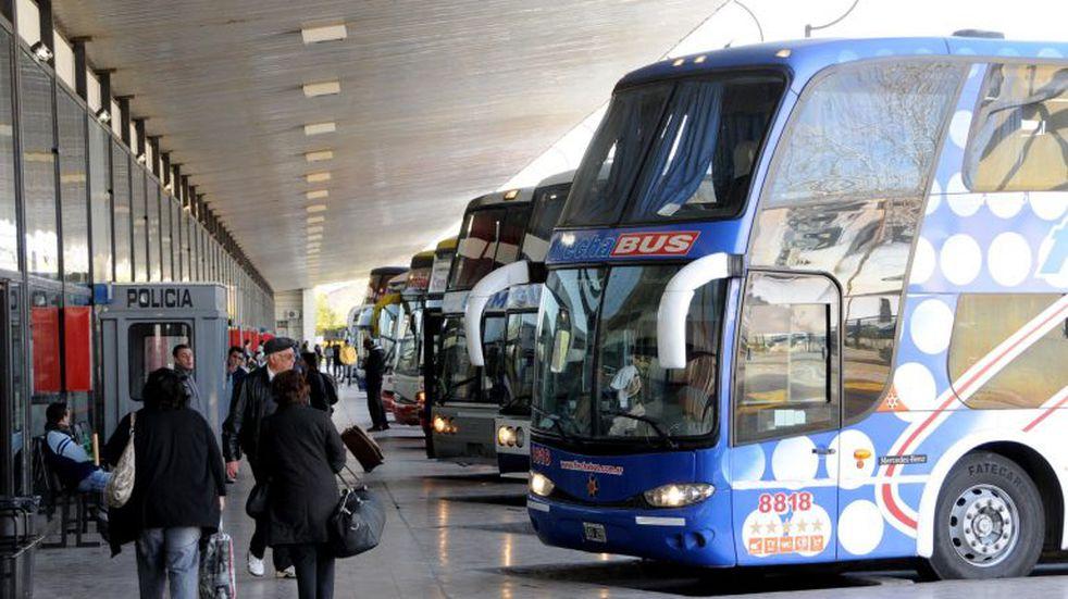 Semana del ómnibus: hay 70 por ciento de descuento en viajes de larga distancia
