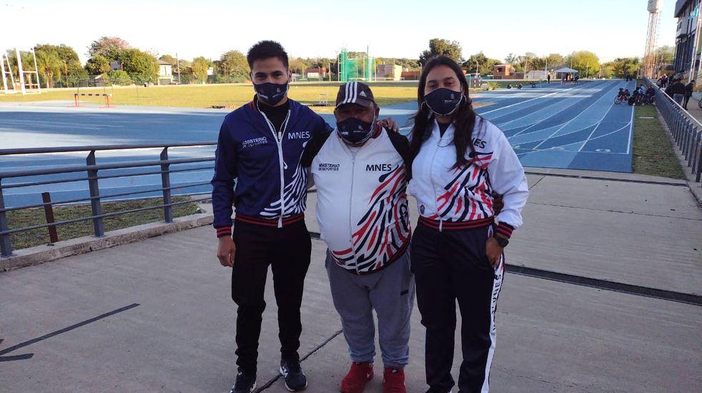 Oberá con dos representantes en Open Internacional de atletismo adaptado