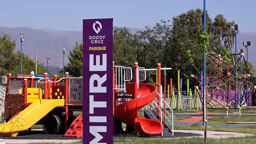 Se inauguró Parque Mitre, un predio totalmente sustentable
