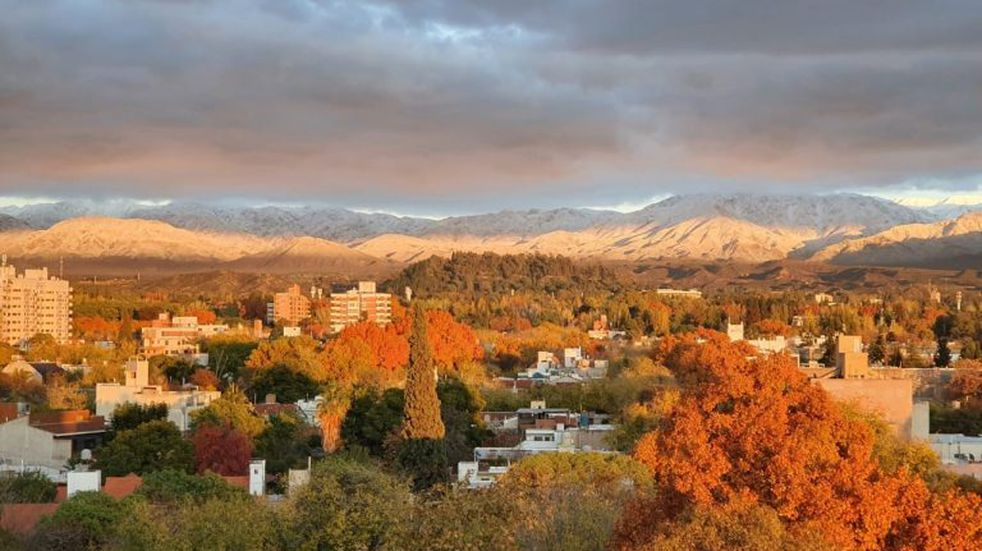Así estará el clima en Mendoza
