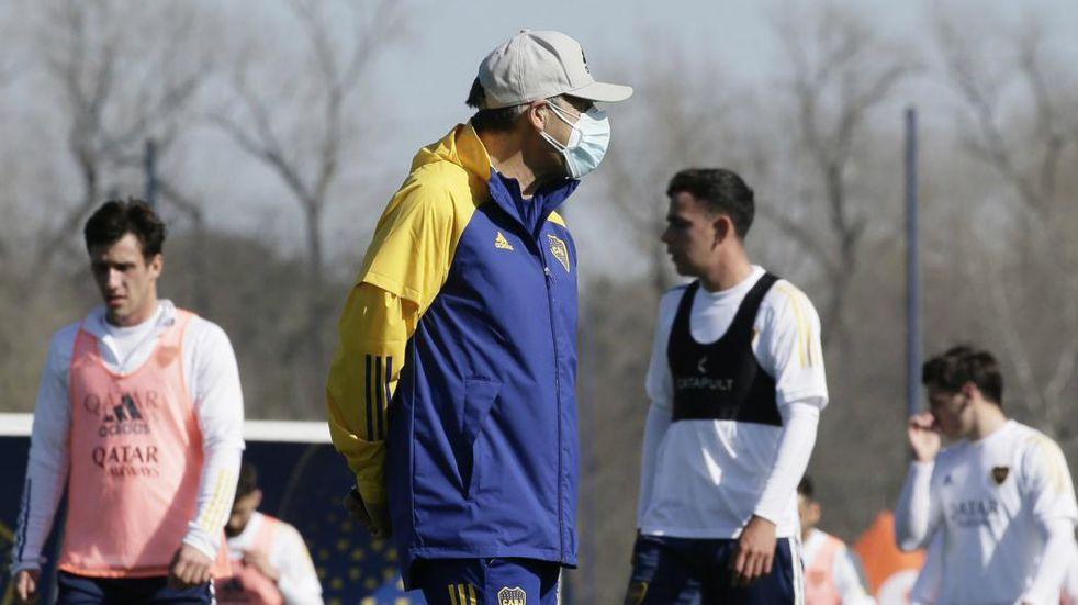 Formación de Boca Juniors vs River Plate