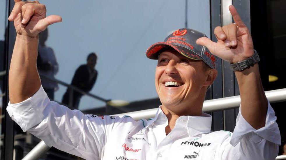 """Habló el médico que atendió a Michael Schumacher en Francia: """"Yo no hago milagros"""""""