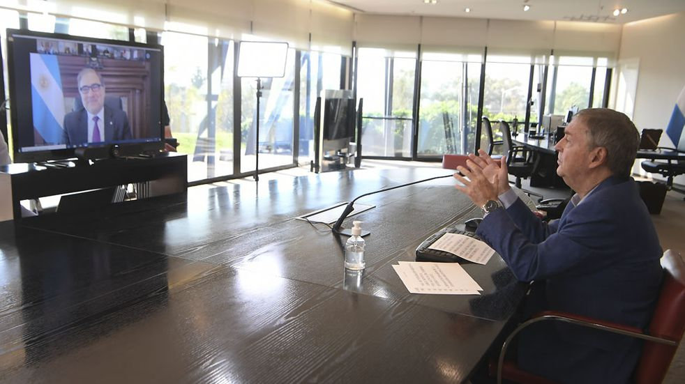 Córdoba, la primera en mostrar su propuesta para vincularse con Estados Unidos