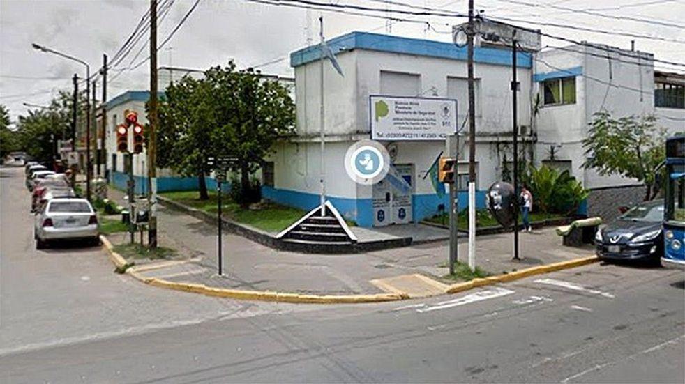 Cuatro presos se fugaron de una comisaría en José C. Paz. (Télam)