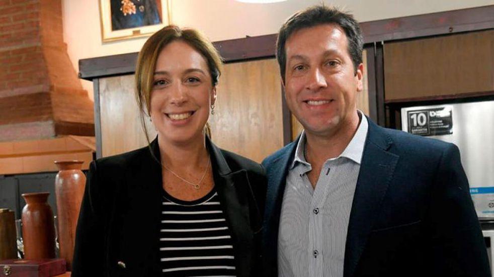 """Rojas: """"Vidal nos expresó su apoyo y confianza para que seamos gobierno en Necochea"""""""