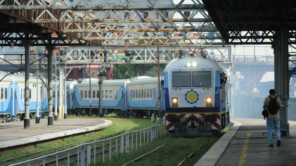 Trenes Argentinos. (Archivo)