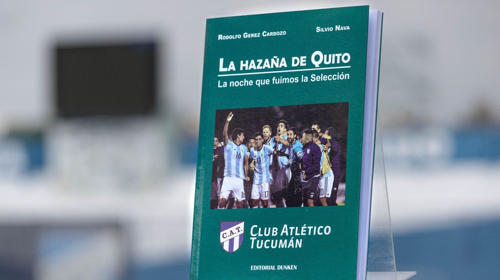Atlético Tucumán: el libro de la noche histórica