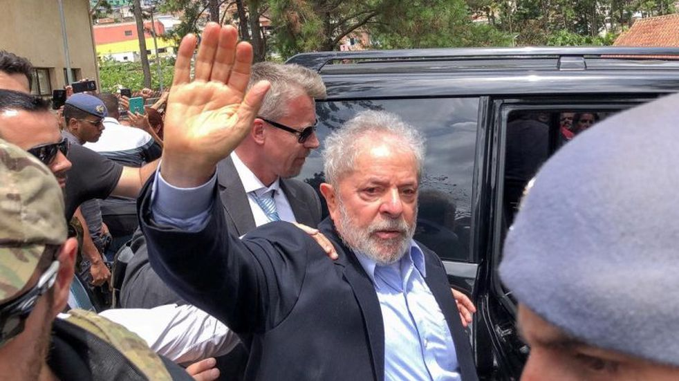 La Justicia de Brasil anuló todas las condenas contra Lula y podrá volver a ser candidato