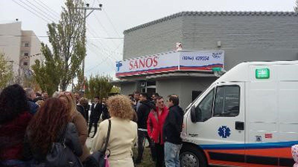 Empresa SANOS inaugura sucursal en Río Gallegos