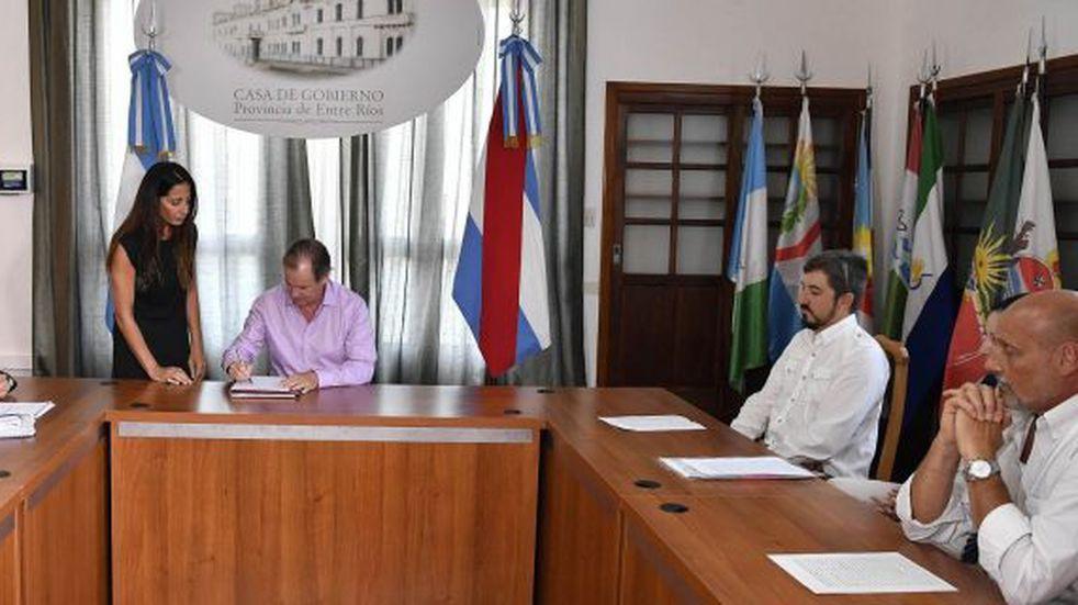 El gobierno provincial invertirá en obras de ampliación en el Centro de Salud Baggio