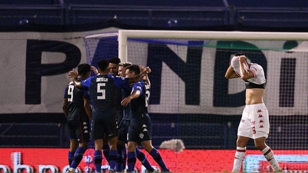 Vélez también llega en ganador al duelo con Talleres por Copa Argentina