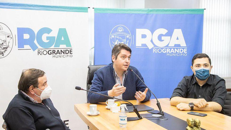 """Río Grande: anunciaron la presentación de la """"Estampilla Postal del Centenario"""""""