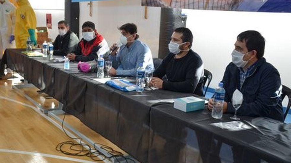 El protocolo de salud petrolero de Santa Cruz, es único en el país