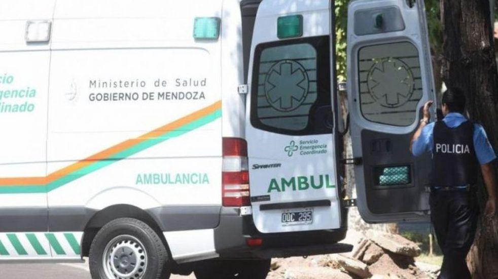 Una mujer y un hombre fueron baleados en Godoy Cruz e investigan los hechos