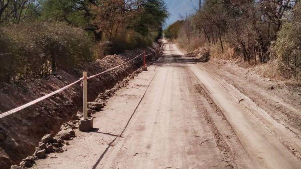 Obra de agua en El Alto y próximo corte de Av. Los Porteños