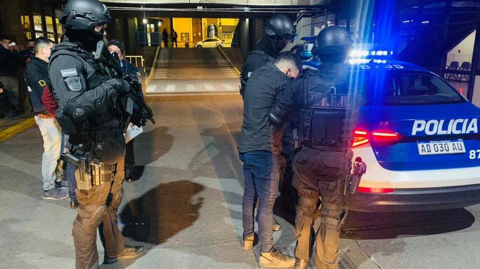 Apresaron al sospechoso que se había fugado de Tribunales II de Córdoba