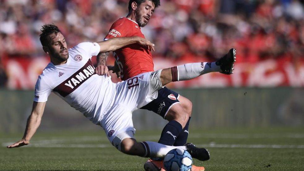 Independiente cayó 2-0 ante Lanús por los cuartos de final de la Copa Argentina y quedó eliminado