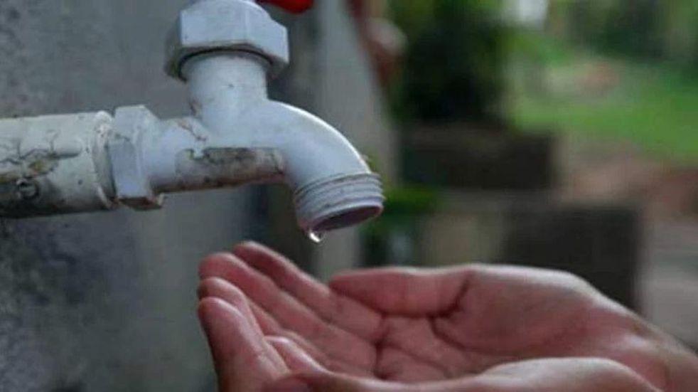 El viernes habrá cortes de agua en Guaymallén