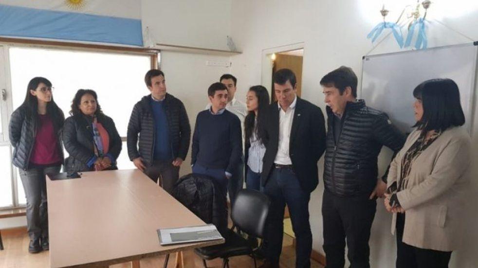 """Se lanzó """"La Generación"""" la escuela formadora de líderes políticos en Tierra del Fuego"""