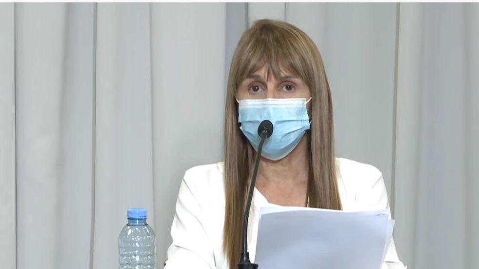"""Sonia Velázquez: """"Necesitamos bajar los contagios"""""""