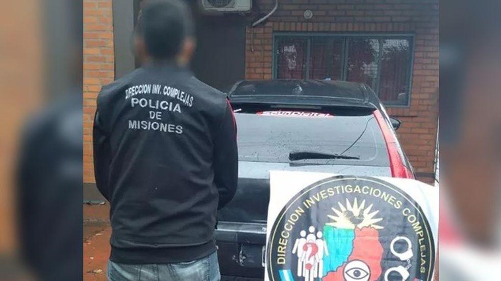 Detuvieron al tercer implicado por la venta de autos robados de alta gama en Buenos Aires.