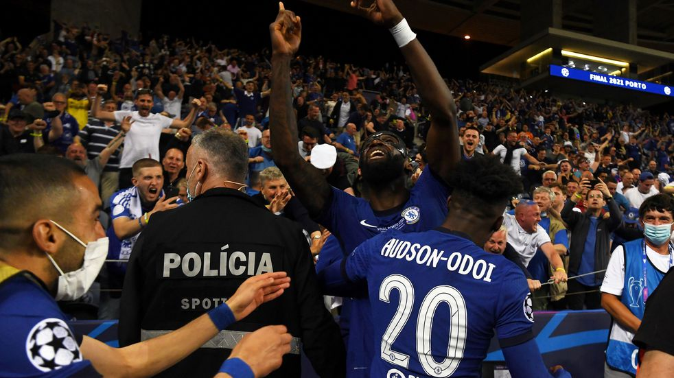 Champions League: el Chelsea le ganó 1-0 al Manchester City y es campeón de Europa
