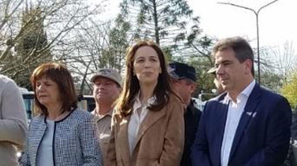 """Vidal anunció un """"operativo de saturación"""" para combatir la inseguridad"""