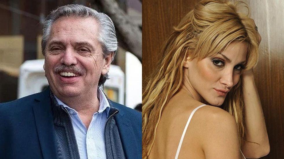 Denunciaron a Alberto Fernández y a la modelo Sofía Pacchi por las visitas a Olivos en plena cuarentena