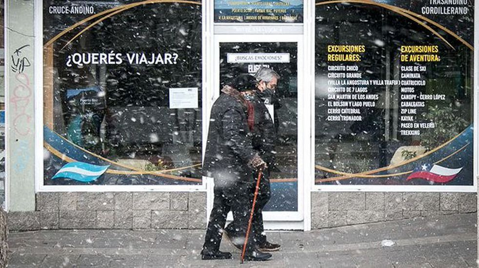 Turismo interno: solo personas del Alto Valle podrán viajar a Bariloche