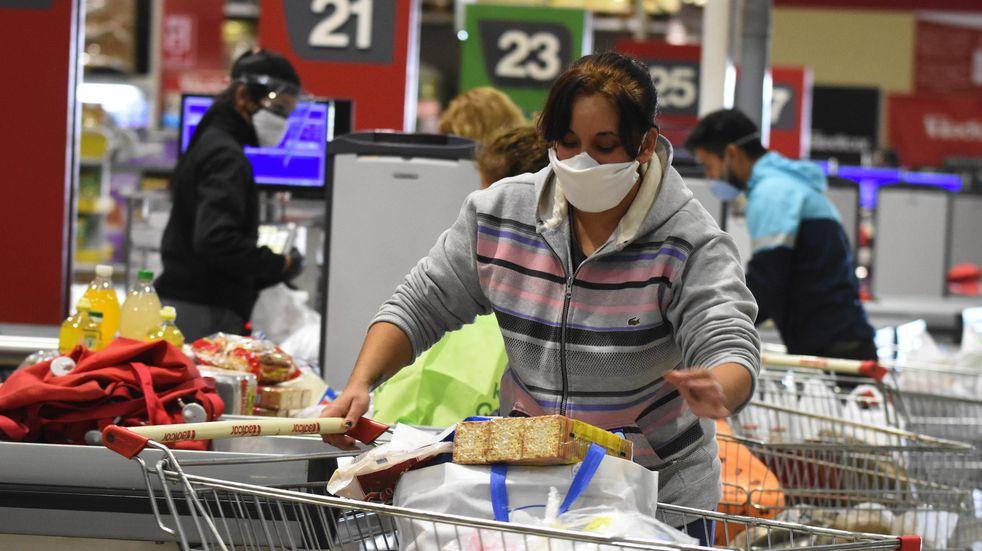 La inflación de febrero llegó al 4,6% en Mendoza
