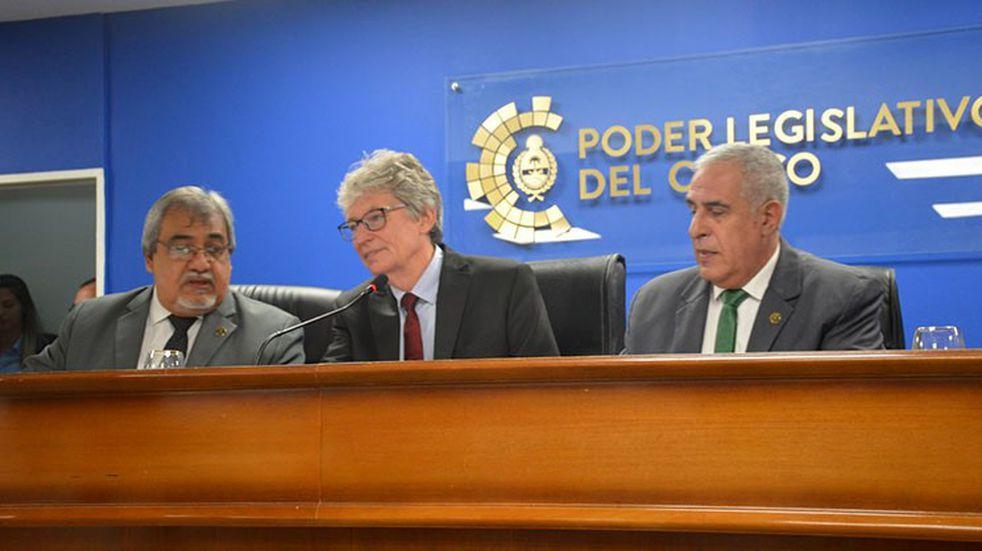 Sager señaló la importancia de las medidas para frenar la epidemia