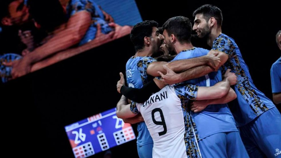 Vóley: Argentina impecable, 3-0 sobre Serbia en la Liga de Naciones
