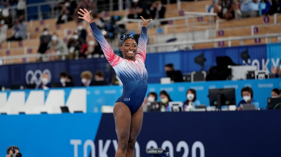 Juegos Olímpicos: Simone Biles se despidió con un bronce en la viga y dejando un gran mensaje
