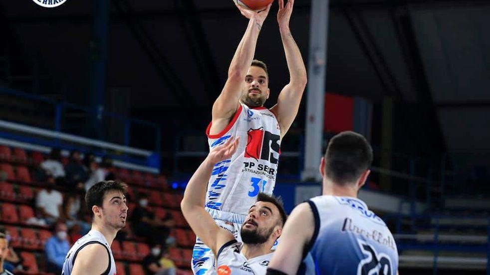 Bertone y el Basket Ferrara a un juego de igualar la serie ante el BCC Treviglio