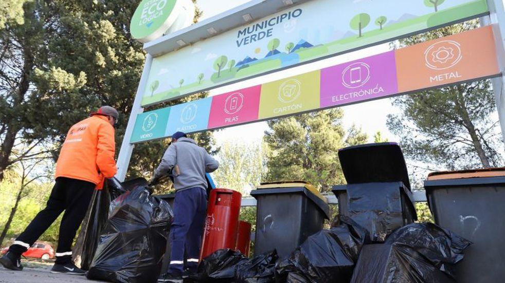 Instalan más estaciones ecológicas en San Rafael