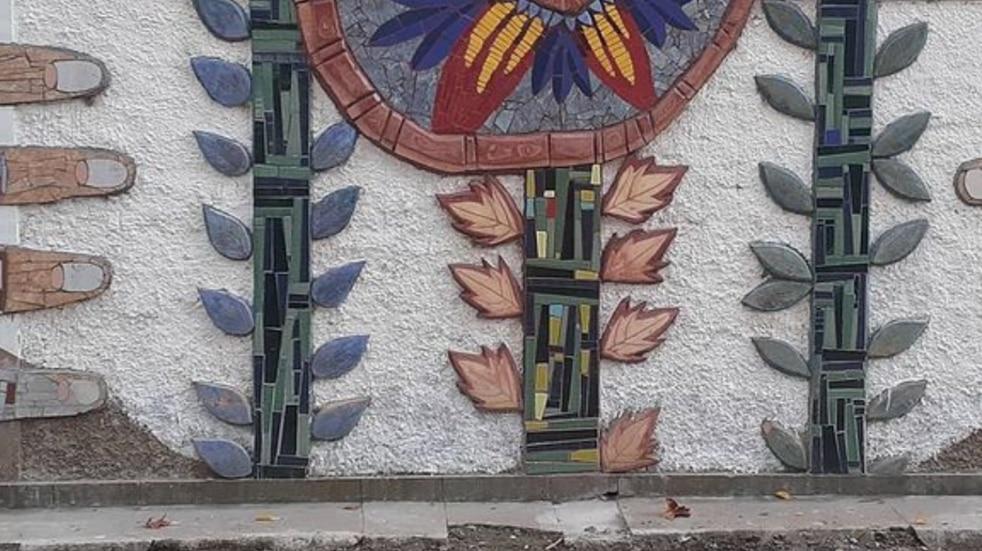 Restauraron las obras dañadas en el Parque Municipal