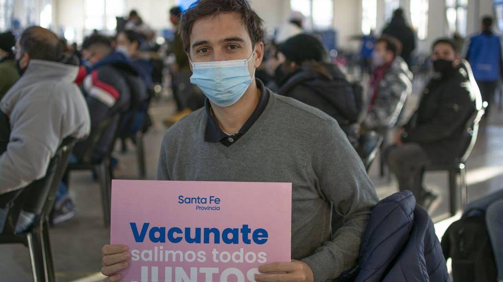 Coronavirus: el 25% de los muertos argentinos del día fueron santafesinos
