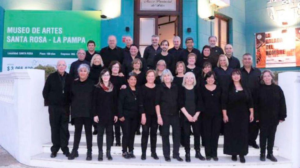 Coros oficiales de La Pampa estrenan un video en homenaje a Manuel Belgrano