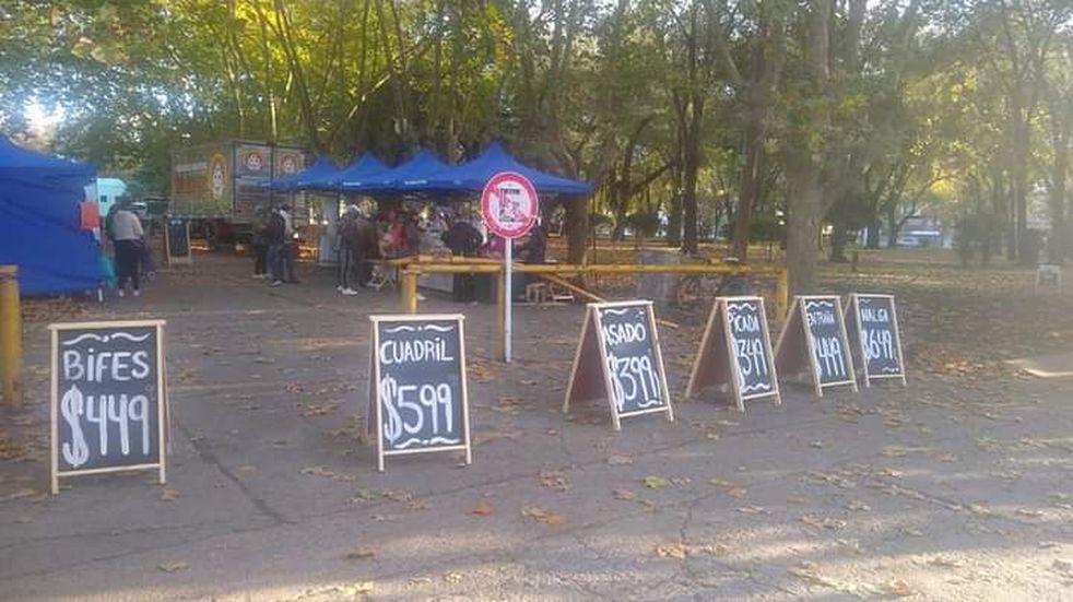 La Feria itinerantes vuelve a Cristo Rey