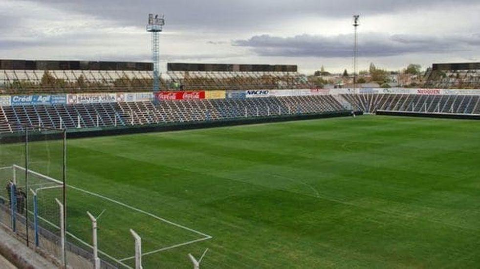 El tercer partido de la copa Argentina de juega en Cutral Co