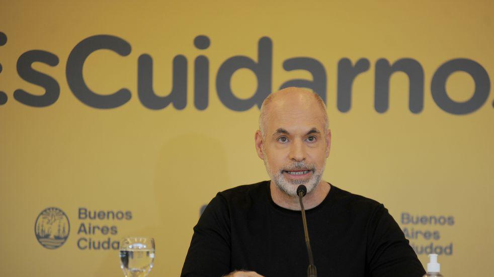 Horacio Rodríguez Larreta propuso eliminar las indemnizaciones por un seguro de despido