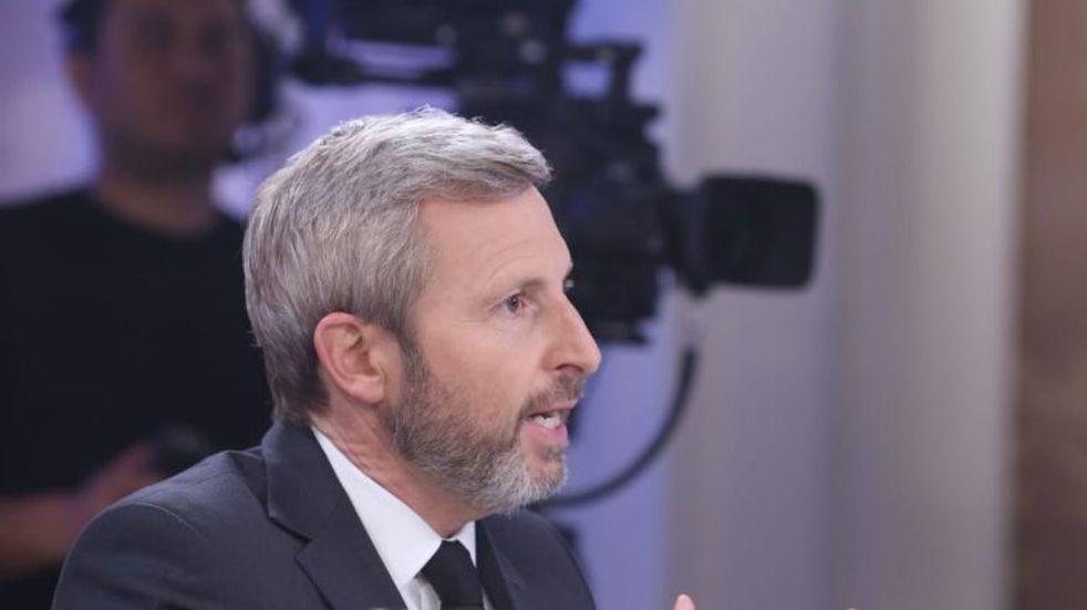 """Rogelio Frigerio cuestionó al Gobierno y consideró """"poco serio"""" suspender las PASO"""
