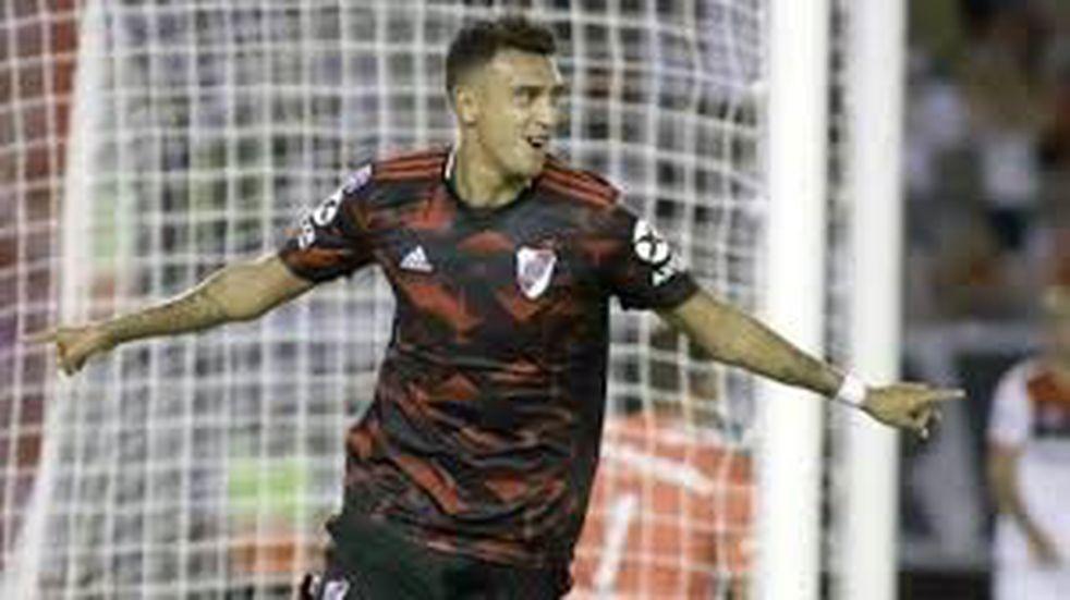 Matías Suárez sigue de racha, también por Copa Argentina