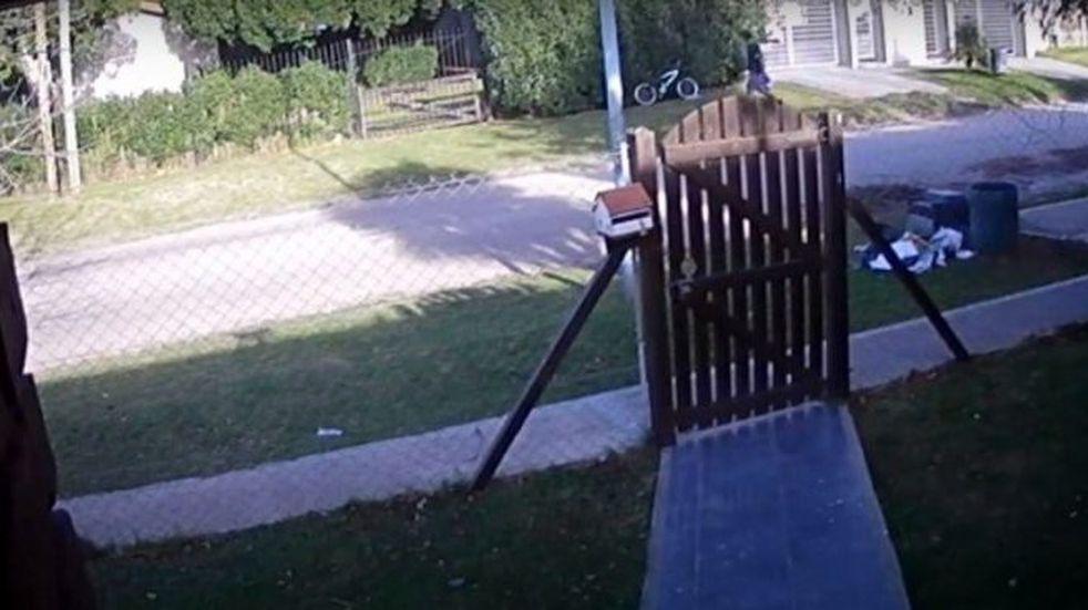 El recolector de residuos que robó la bicicleta de un niño la devolvió
