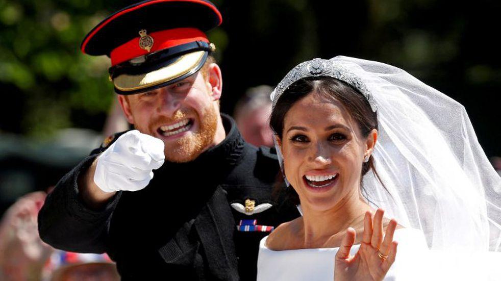 Bebé real: nació el hijo del príncipe Harry y Meghan Markle