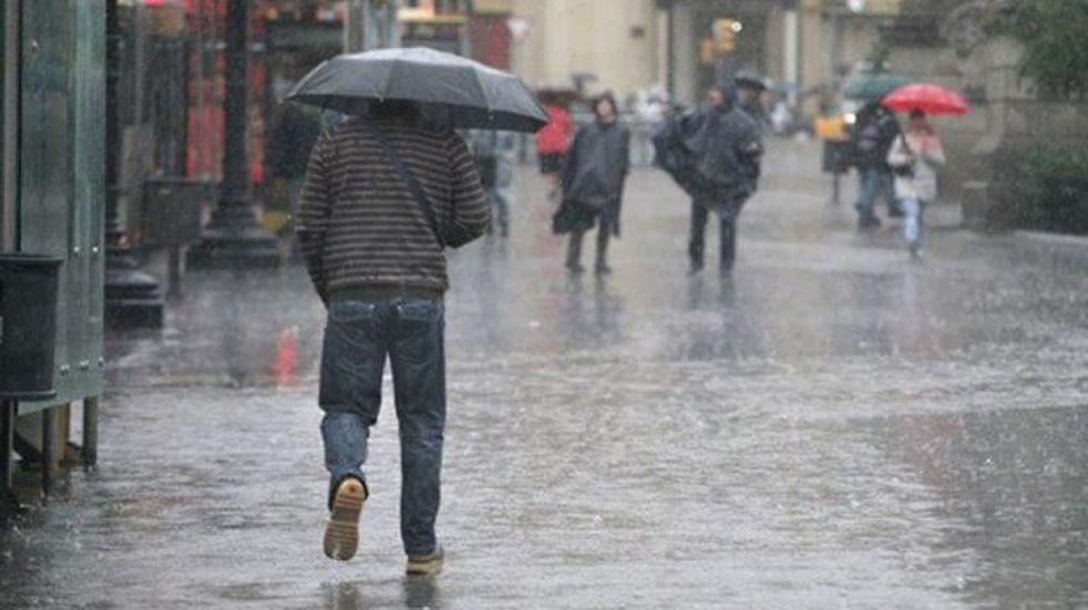 Alerta meteorológica: se esperan tormentas fuertes y caída de granizo en Salta