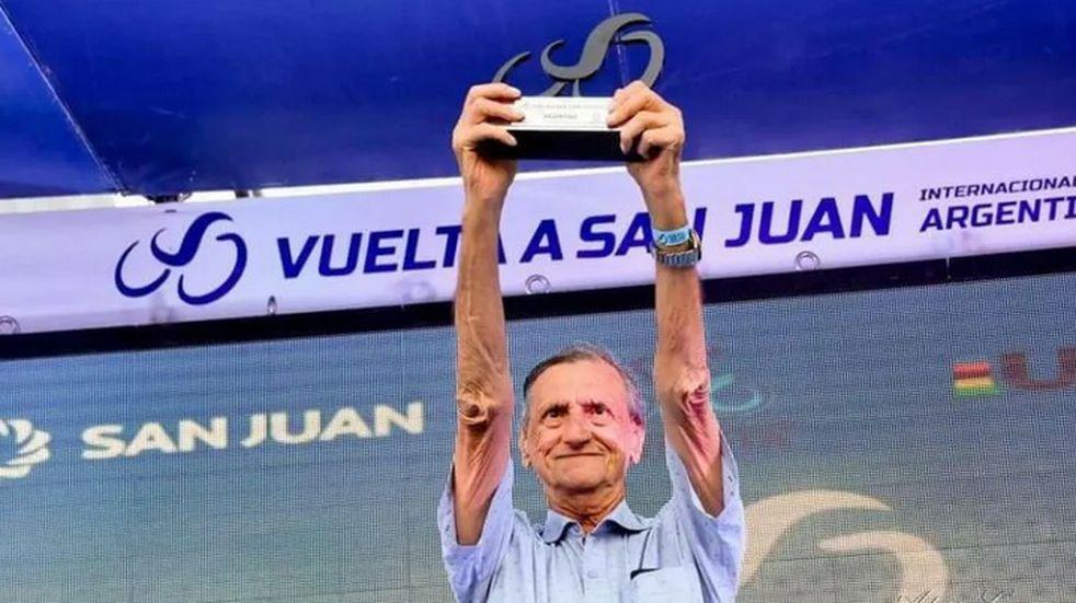Falleció Dante Pantuso, una leyenda del periodismo sanjuanino