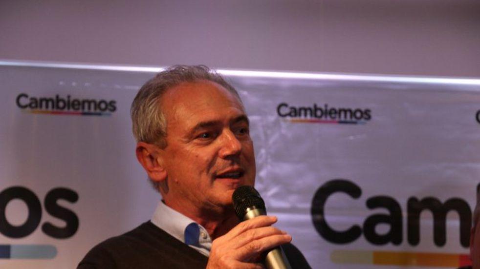 Atilio Benedetti con Covid-19