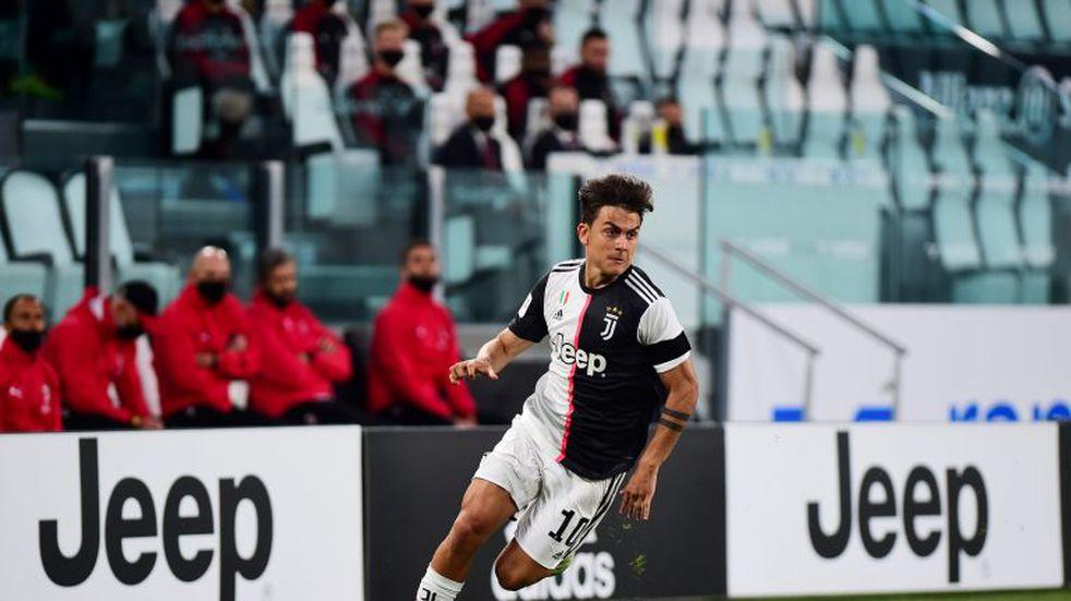 La Juventus de Paulo Dybala busca el título en la Copa Italia contra Napoli (DirecTV)