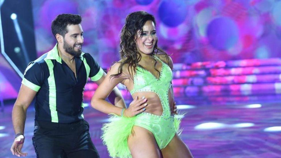 Nico Occhiato le ganó a Karina y competirá en la final con Flor Vigna